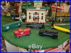 Lionel Trains No. 11735 1993 New York Central Flyer Train Set Very Nice