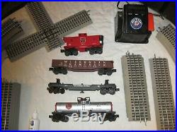 Lionel wisconsin central O gauge train set 6-30059 very nice