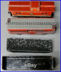 MARX DIESEL TRAIN SET No. 9500 VINTAGE 1950's RUNS GREAT VERY NICE 9500