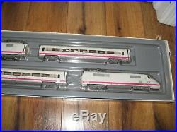 Marklin (Germany) HO Scale #3371 Digital ICE High Speed Train Set New Very Nice