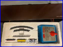 Marklin Mini-club 8165 Train Set In Original Box Very Nice Tested