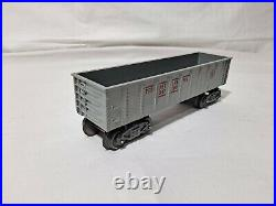 Marx O-Gauge electric Plsstic 666 Steam Loco Train set Very Rare Semi load N. I. B