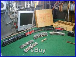 Marx Trains No. 5850 Stream Line Electric Train Set Very Nice