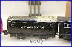 Marx Vintage O Gauge Train Set With Original Box Very Nice With Extras Rare Set