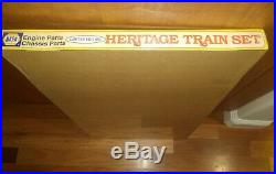 Model Power 1997 Ho Scale Napa Heritage Train Set Limited Edition Very Rare