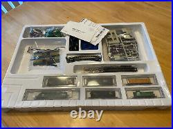 New Life-Like N Scale Diesel Empire Train Set Vintage, Very Rare, & Hard To Find