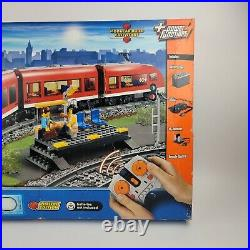 Open Box LEGO City 7938 Passenger Train Brand New Sealed, Retired, Very Rare