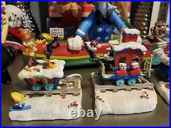 Pepe Le PewithPenelope Collectible Train Set. Die Cast Not Plastic/Very RARE 6 pcs