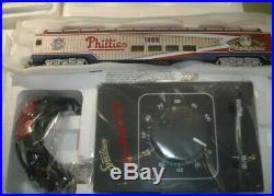 Philadelphia Phillies train set World Series CHAMPS HO Set Very Rare