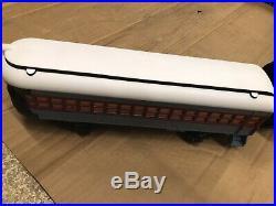 Polar Express 1225 Train Set 1225 4 Pcs Very Nice Conditon