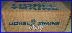 Postwar Lionel 2263w Set Box Only(no Trains) Super Square Very Nice Original