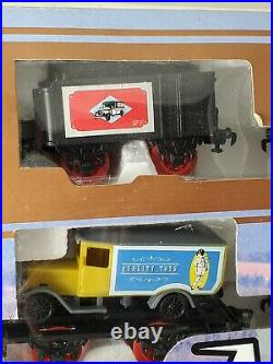 RARE Auto Express Train Set By Goldlok 2003 MIB Very Cool Look Sealed inside box
