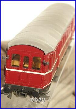 Roco From 4148 A Sidecar For E-Trainset Br 885 615-2 DB Epoch 4 Very Good, Light