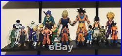 S. H. Figuarts Bandai Banpresto DBZ Figures Master Stars Goku, Vegeta VERY RARE