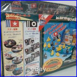 TUGS Our Port Set w Box Very Rare Vintage TUGS Takara Tomy 1992