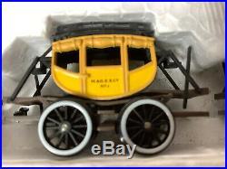 The DeWitt Clinton HO Scale Train Set! VERY COOL