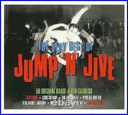 The Very Best Of Jump'n' Jive 2 CD Box Set 50 Original Dance-floor Classics