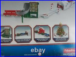 Thomas Trackmaster Holiday Cargo Delivery Set (battery op'd) BOXED. VERY RARE