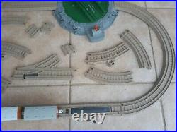 Thomas Trackmaster Tidmouth Sheds Set & Train (battery operated) BOXED VERY RARE