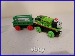 Thomas Wooden Railway Train Rare Letters To Santa Set Very Good Condition