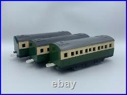 Tomy Trackmaster Plarail VERY MINT Gordon's Express Coaches SET2