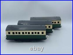 Tomy Trackmaster Plarail VERY MINT Gordon's Express Coaches SET 1