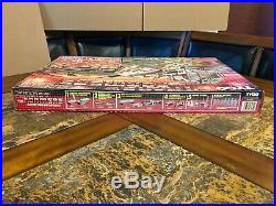 Tyco 1985 Transformers G1 Electric Train Battle Set 7430 Ho New Sealed Very Rare