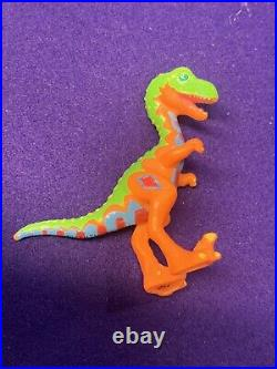 VERY RARE GREEN VARIANT Dinosaur Train 3 Figure Learning Curve Derek #112