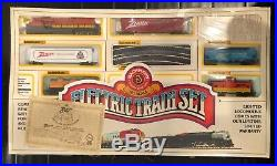 VERY RARE! UNOPENED BACHMANN HO Scale ZENITH VIDEO EXPRESS Electric Train Set