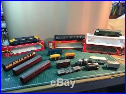 Very Large Dublo model train Set