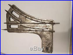 Very Rare 1927 pre war Karl Bub Neurenberg KBN Tin (Wind-up) Train set antique