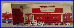 Very Rare 1950's Heinz Canada Ltd. Premium Cardboard Train Set