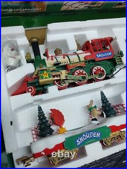Very Rare 1997 Brand New Snowden Express Train Set