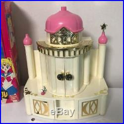 Very Rare Vintage Item Bandai Sailor Moon Toy Moon Castle From JAPAN F/S