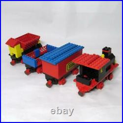 Vintage LEGO 4.5v Train 181 withrail 1970s Very Rare