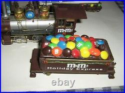Vintage M&M's Model Train HO, On30, HOLIDAY EXPRESS, Hawthorne Village, Very Rare