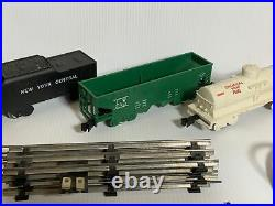 Vintage Marx Toys New York Central Electric Train Set Very Nice Condition