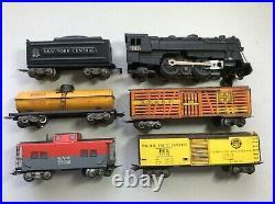 Vintage Marx streamline electric train set No. 25224 in original Box very good