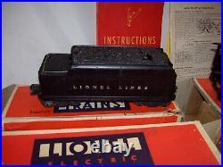 Vintage Post War 1946 Lionel Train Set 1439ws + More- Very Nice Condition