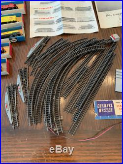 Vintage Rapido train set LOT very good condition as shown