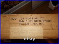 Vintage Toy State Industrial Ltd. Christmas Train Set Parts Only Very Beautiful