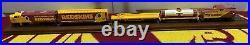 Washington Redskins Danbury Mint Train Set With Display! Very Rare
